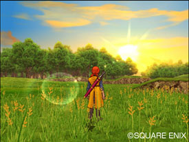 Dragon Quest VIII screen shot