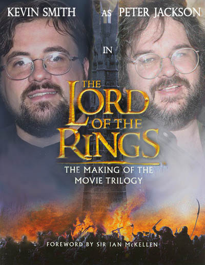 Kevin Smith AS Peter Jackson IN The Making Of The Lord Of The Rings