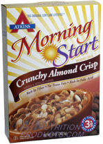 box of Morning Start cereal